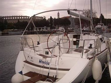 Embarcation a voiles - Sun Odyssey 36i (CBM Realtime) - Pula - Istrie  - Croatie