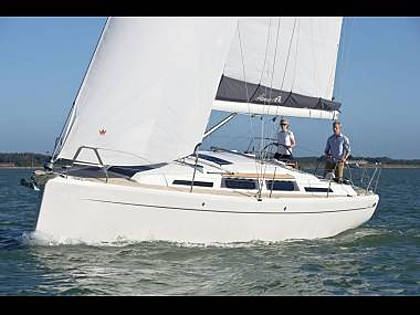 Embarcation a voiles - Hanse 345 (CBM Realtime) - Pula - Istrie  - Croatie