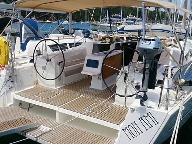 Embarcation a voiles - Dufour 410 Grand Large (CBM Realtime) - Pula - Istrie  - Croatie