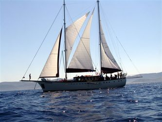 Embarcation a voiles - Ketch Morning Star (code:CRY 301) - Sibenik - Riviera de Sibenik  - Croatie