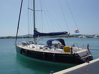 Embarcation a voiles - Salona 45 Owner Version (code:CRY 184) - Kastel Gomilica - Riviera de Split  - Croatie
