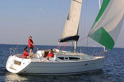 Embarcation a voiles - Jeanneau SO 32I (code: CRY 283) - Split - Riviera de Split  - Croatie