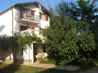 Appartements A1(4+2), A2(4+2) Privlaka - Riviera de Zadar