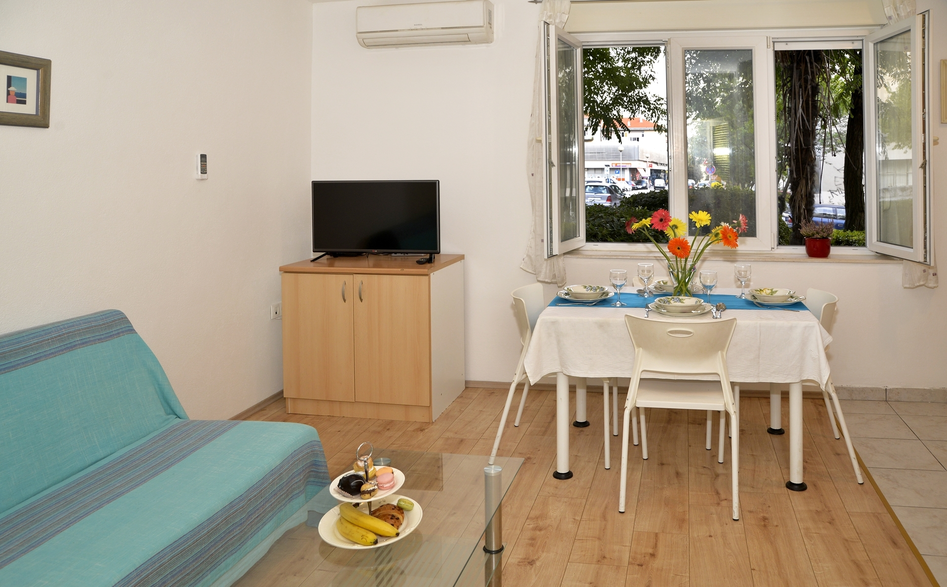 Appartements A1(2+3) Split - Riviera de Split