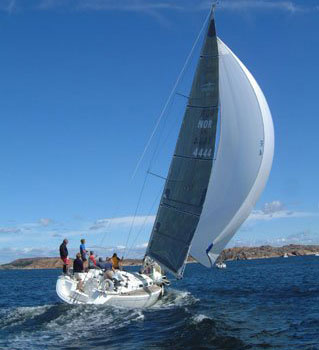 Embarcation a voiles - Dufour 40 (code:CRY 208) - Rovinj - Istrie  - Croatie