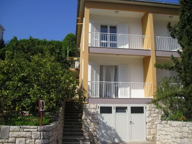 Appartements et chambres Frano - 50m from the beach: A1(2+2), R1(2+1) Baie Zubaca  (Vela Luka)  - Île de Korcula  - Croatie