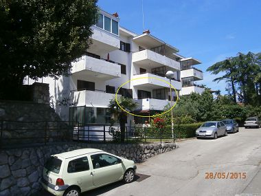 Appartements Wish - 150m from the sea A1(2+2) Lovran - Kvarner
