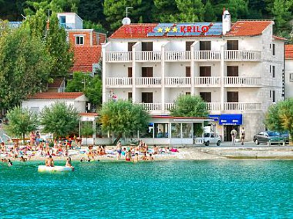 Hotel - 3 STAR Hotel on the beach - Krilo Jesenice - Riviera de Omis  - Croatie