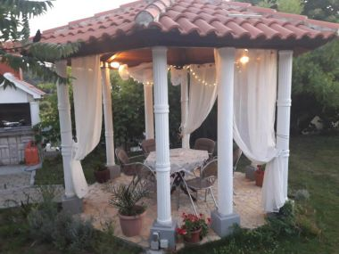 Appartements Pavilion - beautiful garden & comfortable: A1(6) Kampor - Île de Rab