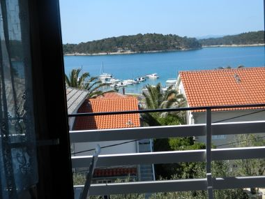 Appartements Gold - sea view: A1(2+2) Palit - Île de Rab
