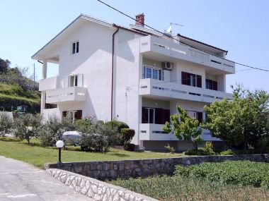 Appartements Suzy - 80m from the sea: A1 Šestica (6), A2 Četvorka (4) Supetarska Draga - Île de Rab