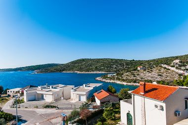 Appartements Mark - 50 M from the sea : A1(6+2), A2(6+2) Baie Kanica (Rogoznica) - Riviera de Sibenik  - Croatie