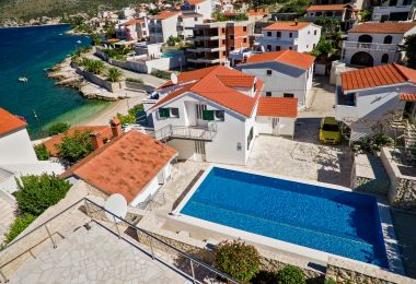 Appartements Modri Dragulj - with pool : A1(2), A2(4), A3(4) Razanj - Riviera de Sibenik