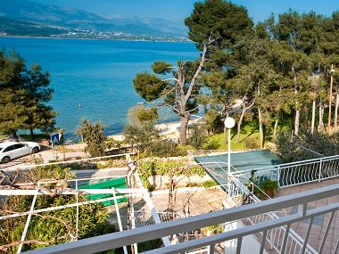 Appartements Sanda - 10 M from the beach : A1(6+1), A2(6+1) Trogir - Riviera de Trogir