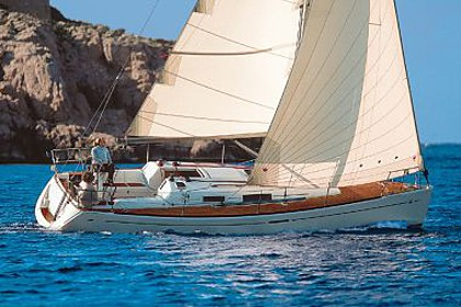 Embarcation a voiles - Dufour 34 (code:CRY 256) - Trogir - Riviera de Trogir  - Croatie